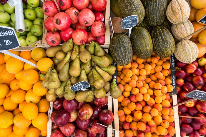 fruits and vegetables for detoxification