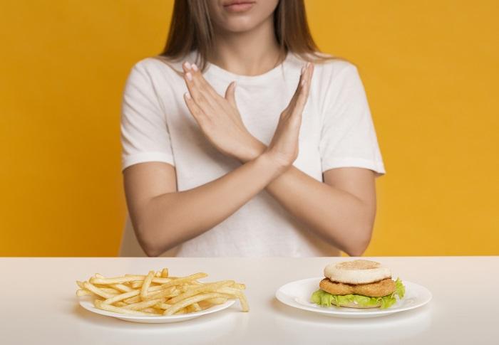 reducing calories intake